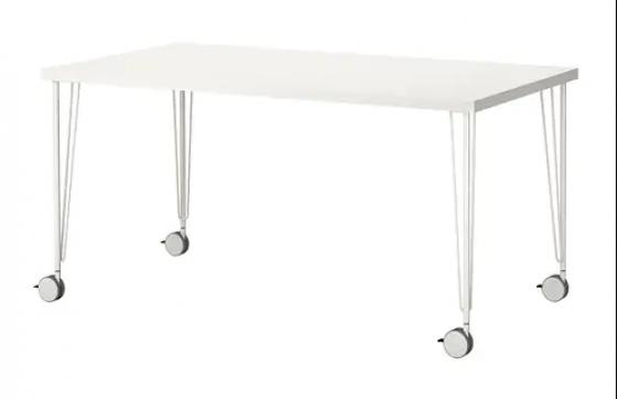 Dining Table On Wheels main image
