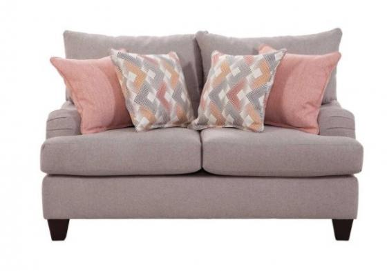 Beige Loveseat main image
