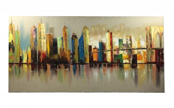 Cityscape Painting main image