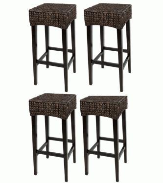 Hyacinth Bar stools main image