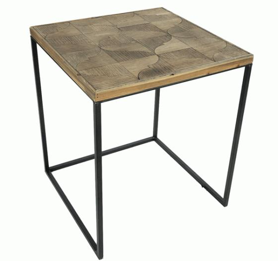 Pattern Top Side Table  main image