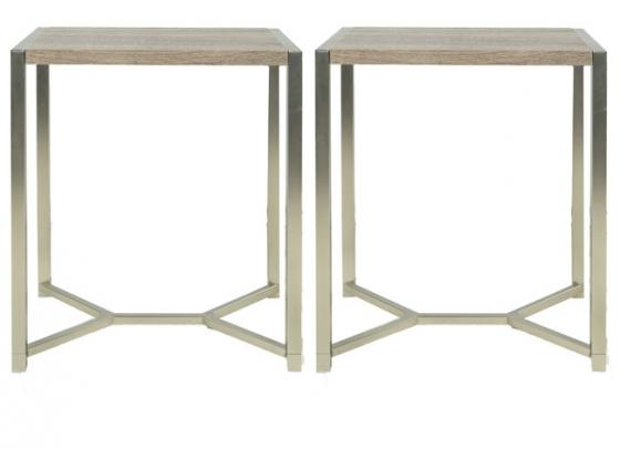 Driftwood Look End Tables main image