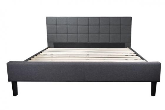 King Upholstered Bed main image