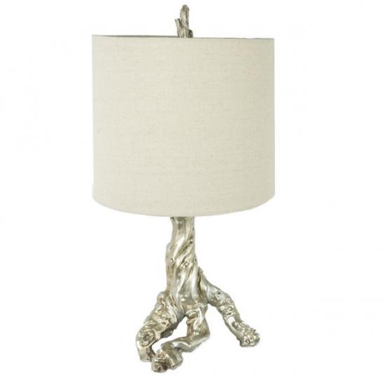 Silver Branch Lamp main image