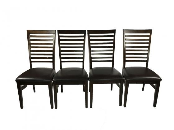Set of Four Dining Chairs main image