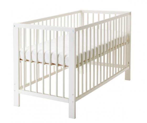 All White Crib  main image