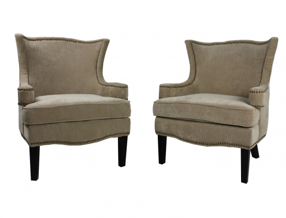 Classic Beige Chairs main image