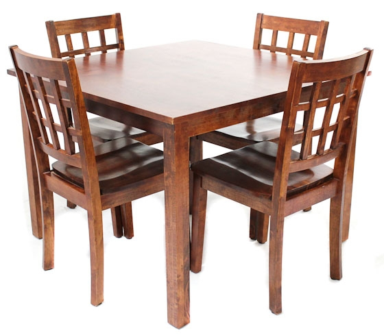 Hickory Dining Table Set main image