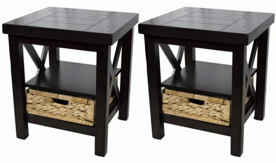 Travis End Tables main image