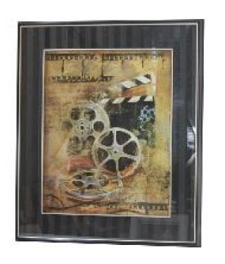 Reel To Reel Wall Art main image