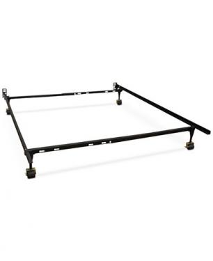 Queen Metal Bed Frame main image