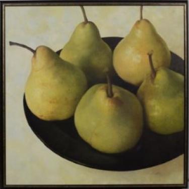 Classic Bartlett Pears Art Set main image