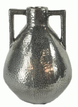 Silver Vase with Handles main image