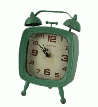 Teal Table Clock main image