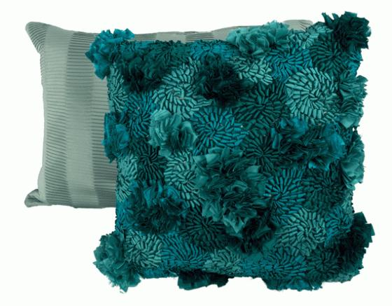 Blue/Turquoise Pillow Set  main image