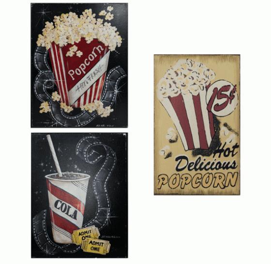 Movie Theater Art main image