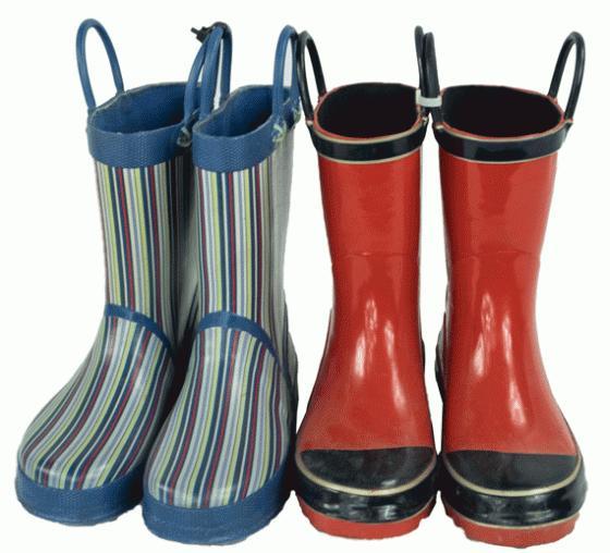Kids Rain Boots main image