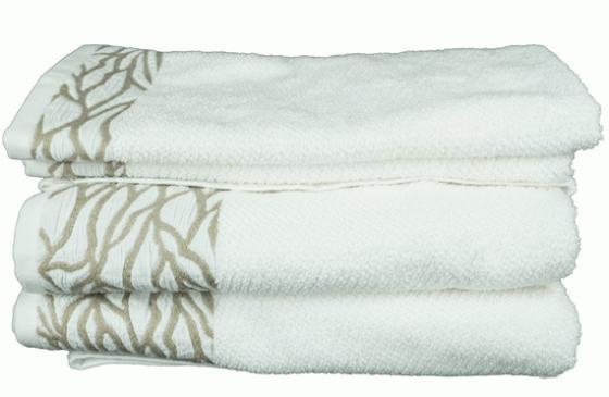 White Towel Set  main image