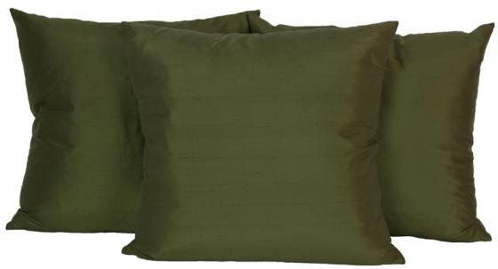 Green pillows main image