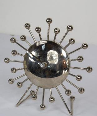 Vintage Mid Century Modern Clock main image