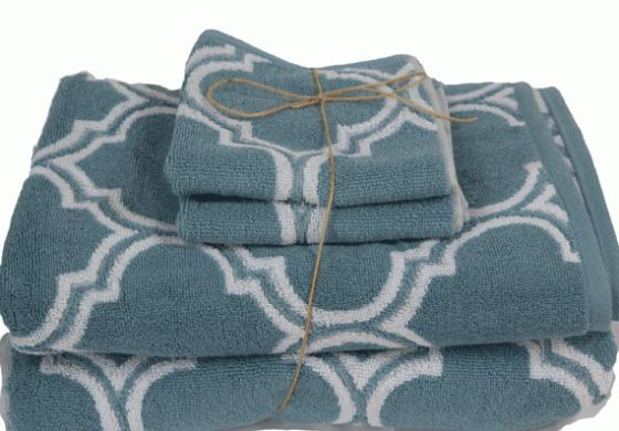 Teal Towel Set  main image