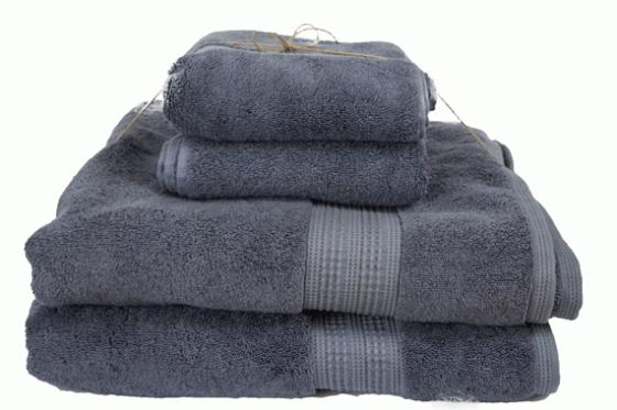 Dark Grey Towel Set  main image