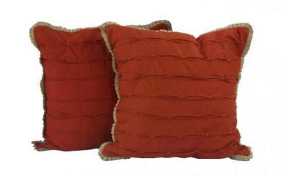 Light Red Medium Size Pillow Set main image