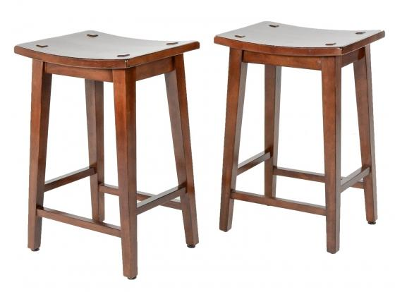Wood Counter Stools main image
