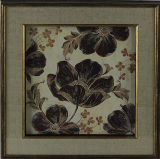 Framed Flower Art main image