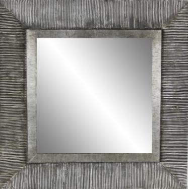 Thick Framed Mirror main image