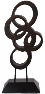 Ovals Sculpture  main image