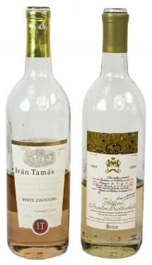 Open Bottles Of Wine main image