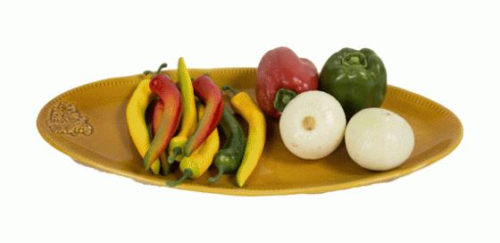 12 Pepper and Veggie Tray  main image