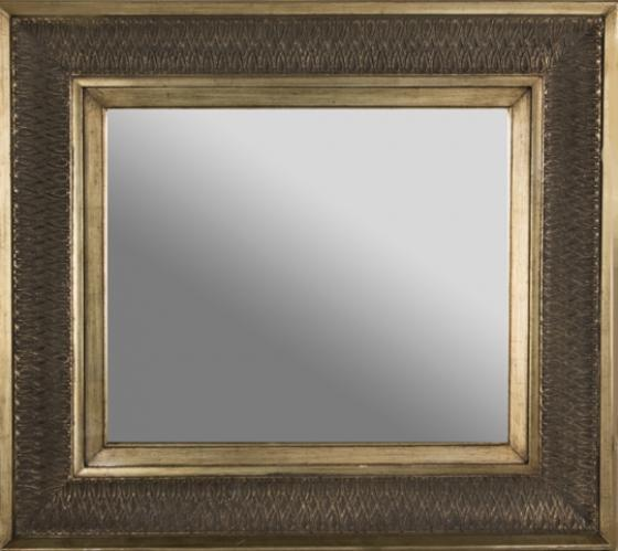 Gold Frame Mirror main image