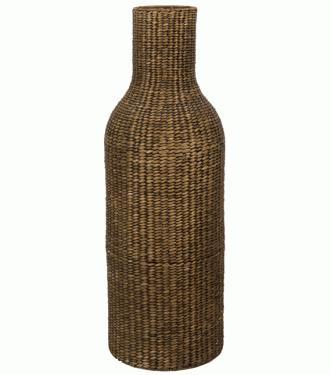 Large Rattan Vase main image
