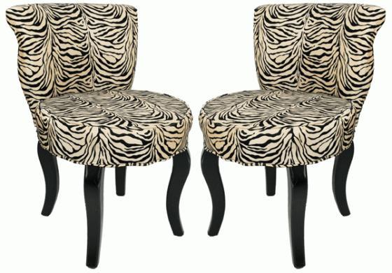 Animal Print Chairs main image