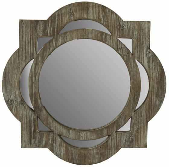 Wood Mirror main image
