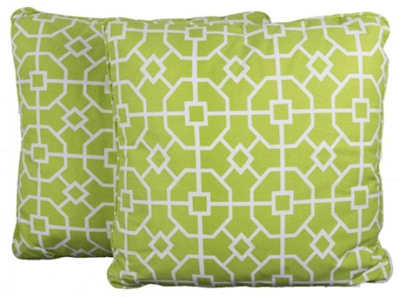 Green Pillow Set main image