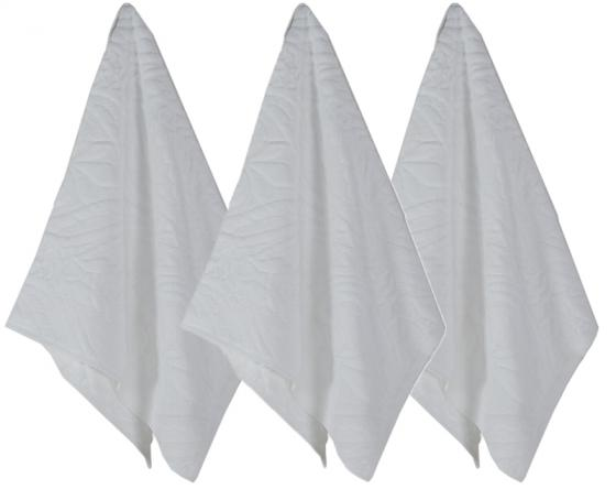 White Hand Towel Set main image