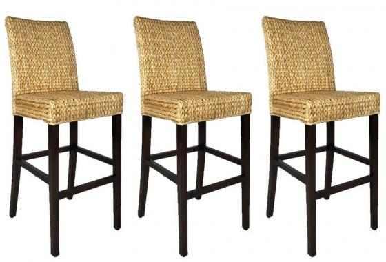 Wicker Bar Stools main image