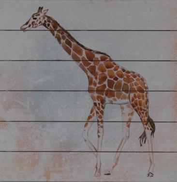 Wood Giraffe  main image