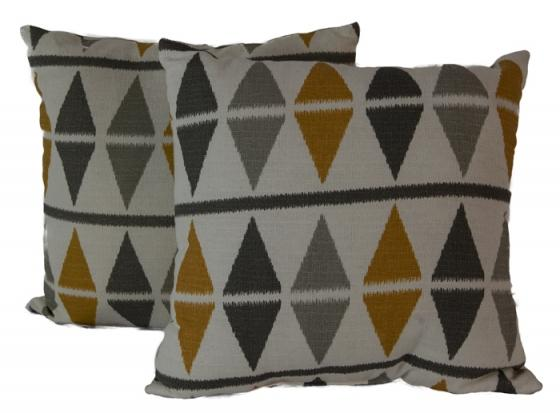 Triangle Pillow Set main image
