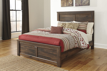 Queen Quinden Bed main image