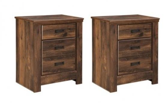 SET OF TWO NIGHT STANDS main image