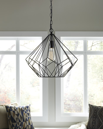 METAL PENDANT LIGHT (1/CN) main image