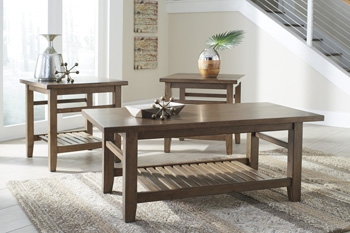 Anderson Coffee Table & Side Tables main image
