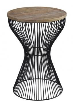 ROUND END TABLE main image
