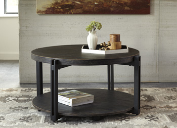 ROUND COCKTAIL TABLE main image