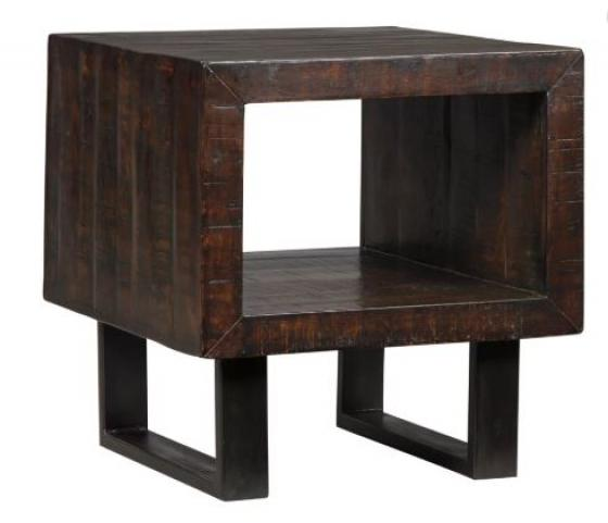 RECTANGULAR END TABLE main image