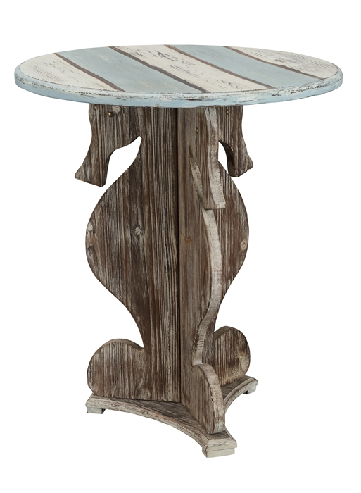 Islander Multi-Colored Seahorse Table main image
